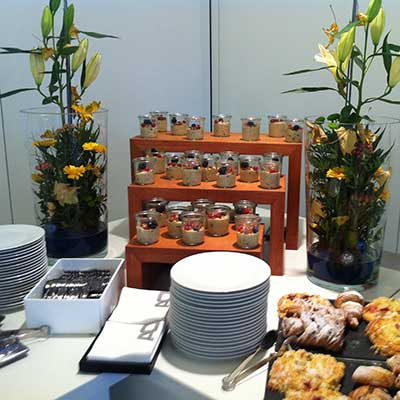 brosens business catering duesseldorf