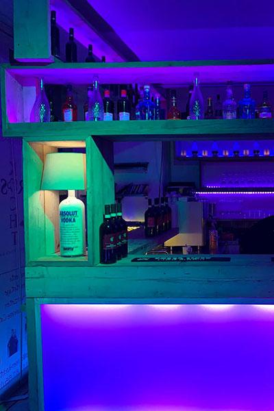 die bar im rheinclub in duesseldorf