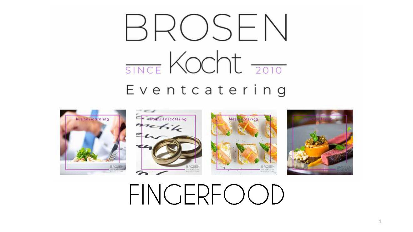 marcel brosen fingerfood katalog