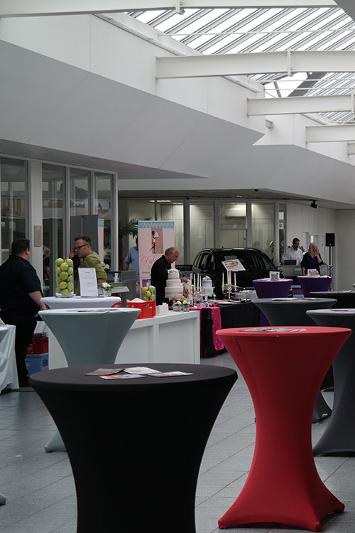 messecatering in duesseldorf